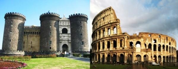 Napoli Roma