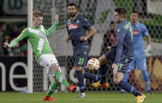 Napoli-Wolfsburg