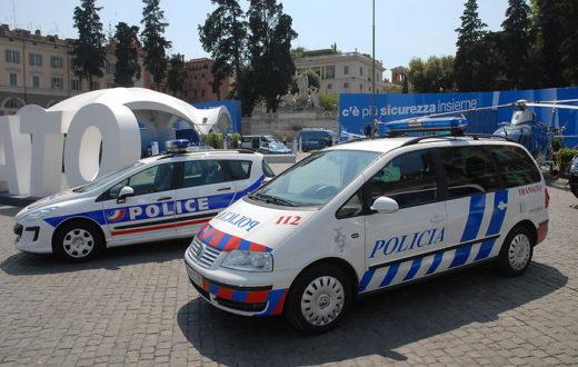 Polizia spagnola