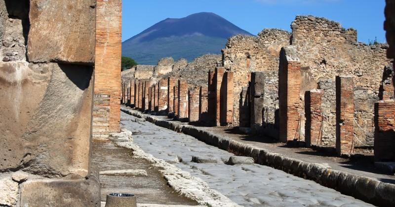Scavi Pompei