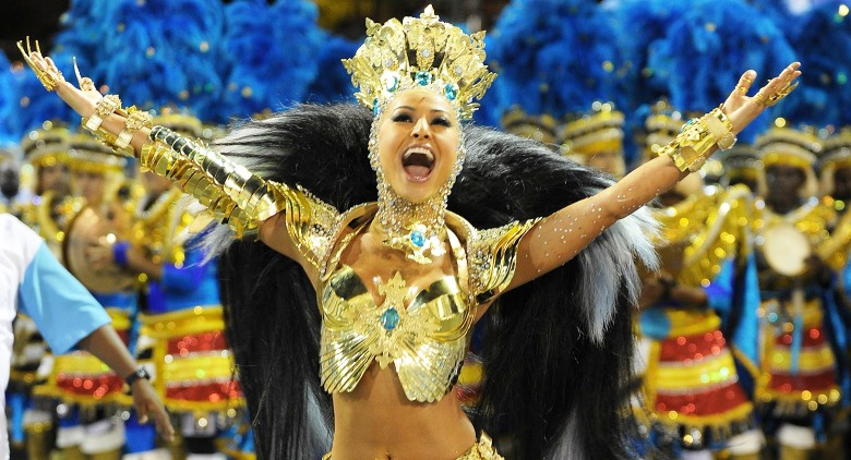 Sud America in festa