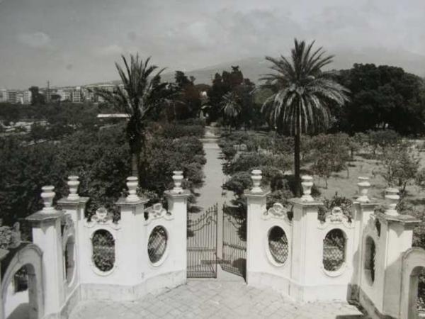 Villa del Cardinale - giardini