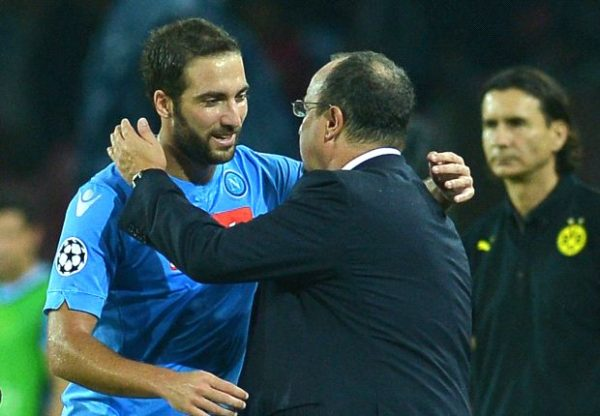 Napoli, un gol lo separa de un nuovo record