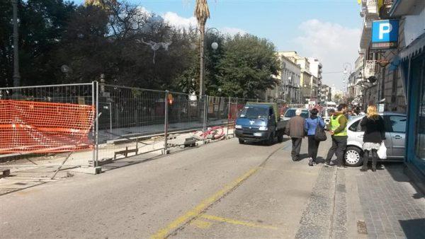 Cantieri di corso Vittorio Emanuele