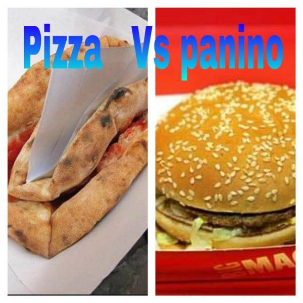pizza o panino