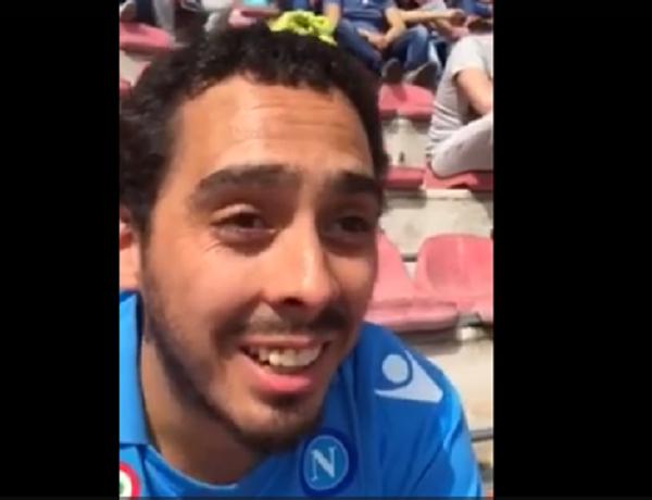 tifoso argentino