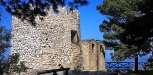 torre villa damecuta