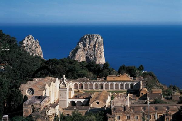 Certosa di San Giacomo a Capri