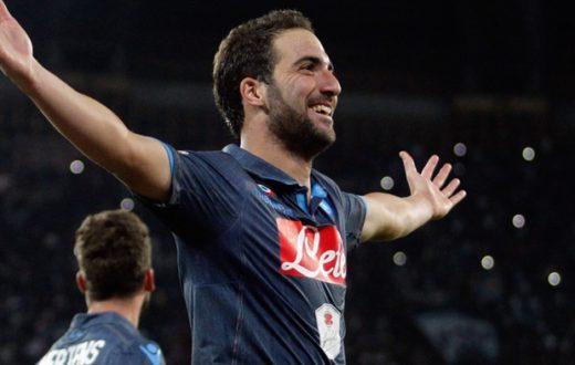 """Auriemma su Higuain: """" Il pipita è sicura di vincere a Torino..."""""""