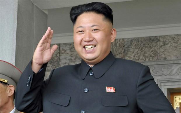 Kim Kong-un