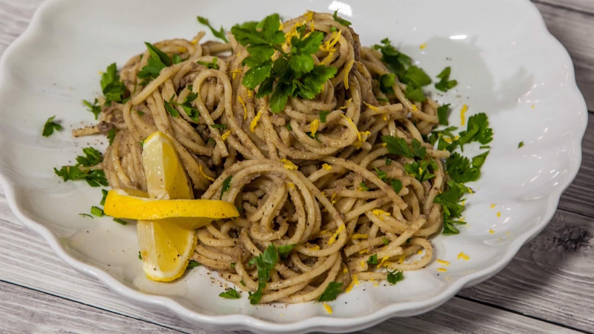 sarde in saor pasta con pasta con le sarde pasta with pasta con le ...