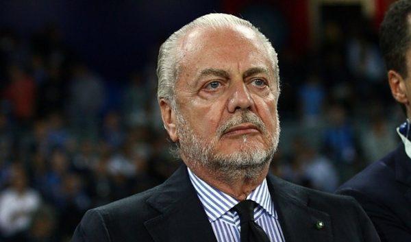 Aurelio De Laurentiis sbatte contro un muro, Juventus-Napoli non verrà rinviata