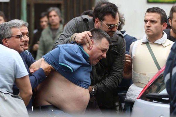 Arresto di Giulio Murolo