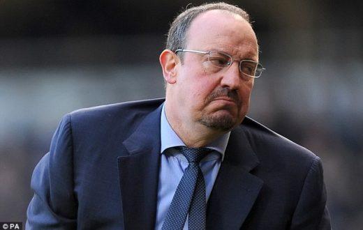 Benitez indignato dal calcio italiano, il rinnovo è un po più lontano?