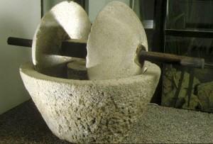 frantoio pietra lavica