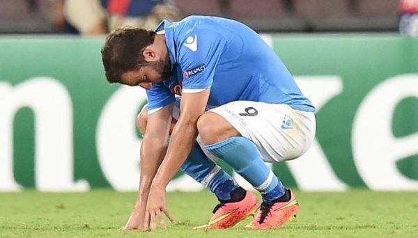 """La delusione di questo Napoli. Fallito a Torino si teme il """"fuggi fuggi"""" generale"""