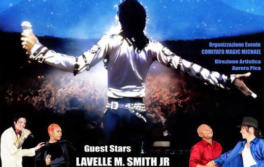 Michael jackson Day 2015 si terrà alla Mostra d'Oltremare