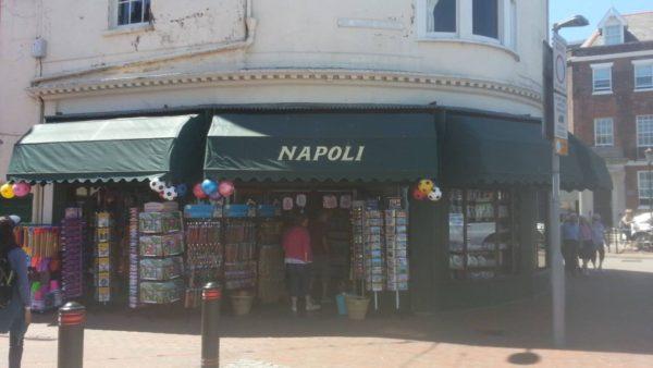 negozio napoli