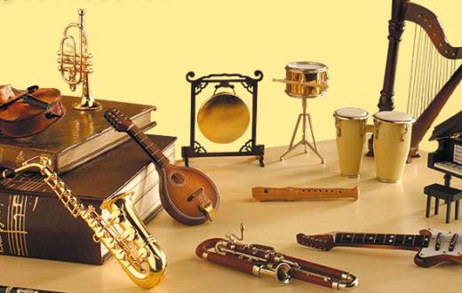 strumenti musicali partenopei