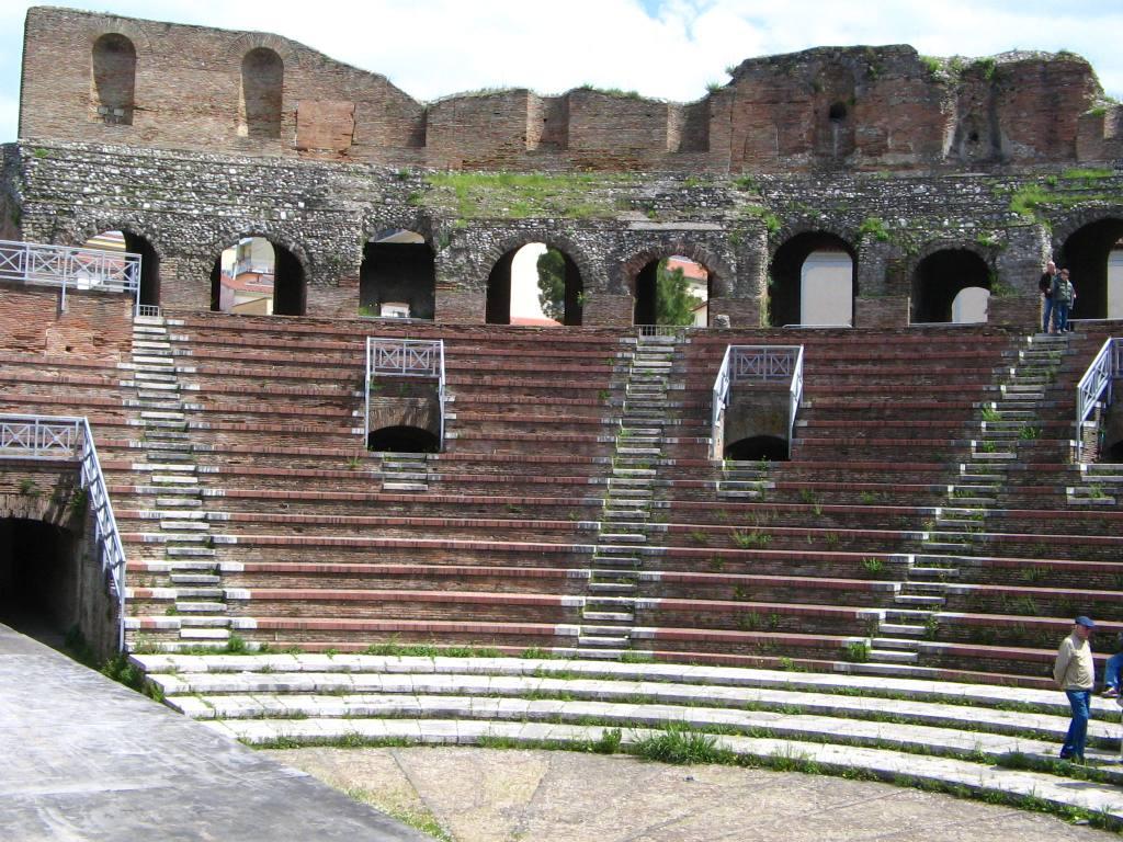 Teatri romani più importanti