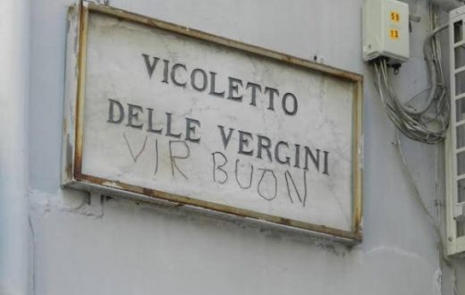 vicoletto vergini aversa