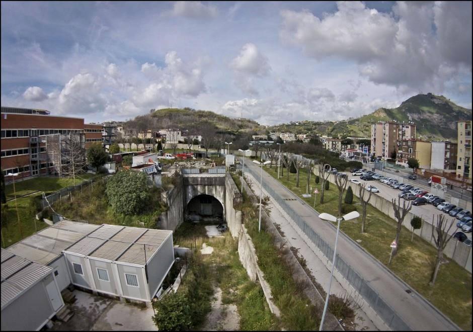 stazione Monte Sant'Angelo