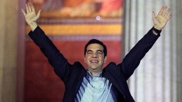 Alexis Tsipras - Grecia