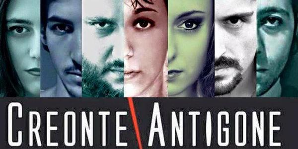 Creonte/Antigone Teatro il Primo Napoli