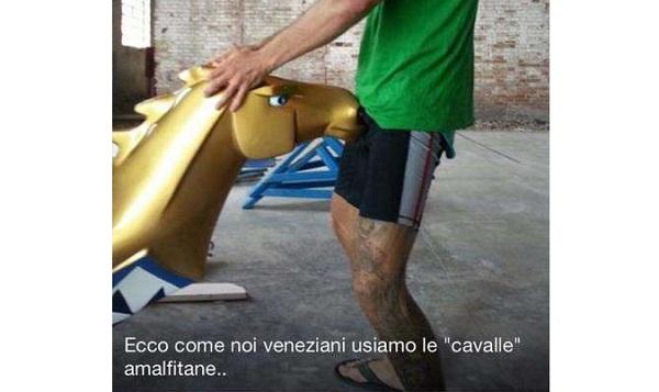 Cavallo di Amalfi