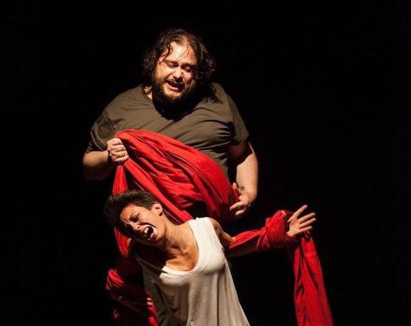 Creonte Antigone spettacolo Teatro il Primo recensione