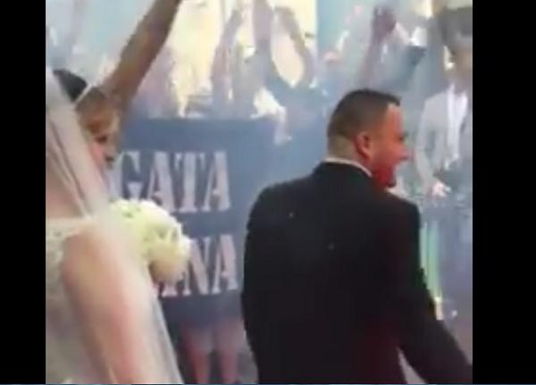 Matrimonio ultras