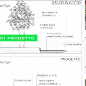 Progetto aree verdi