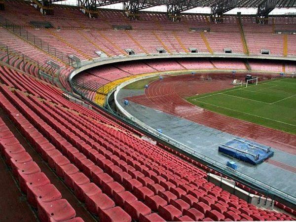 Stadio San Paolo mxi schermo
