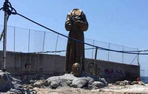 Statua di Padre Pio