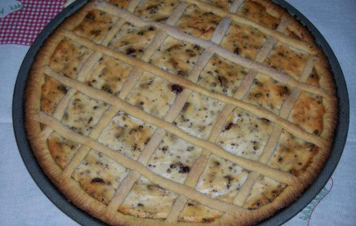 Storia e ricetta torta di ricotta