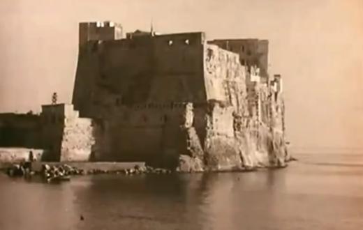 Via Partenope, fratelli Lumière - Castel dell'Ovo