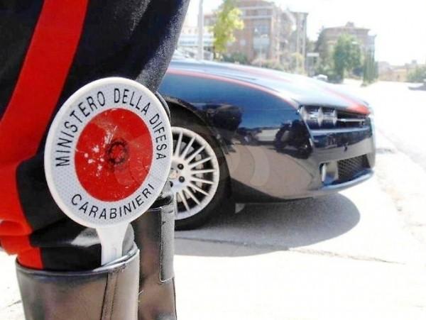 carabiniere sparatoria audi nera