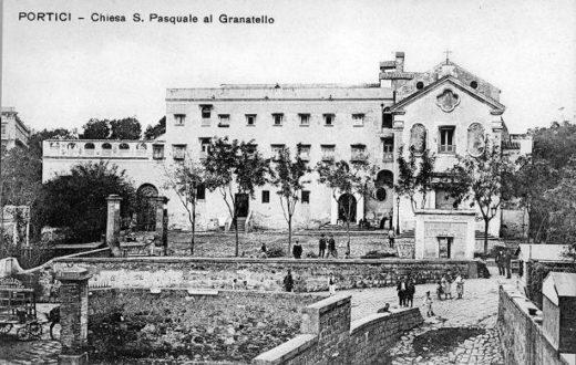 chiesa san pasquale portici