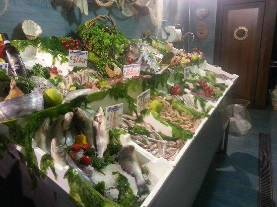 friggi-pescheria Masaniello