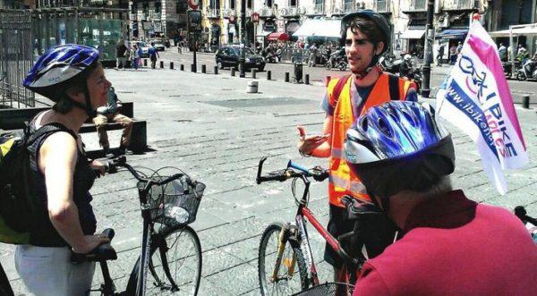 I bike Naples