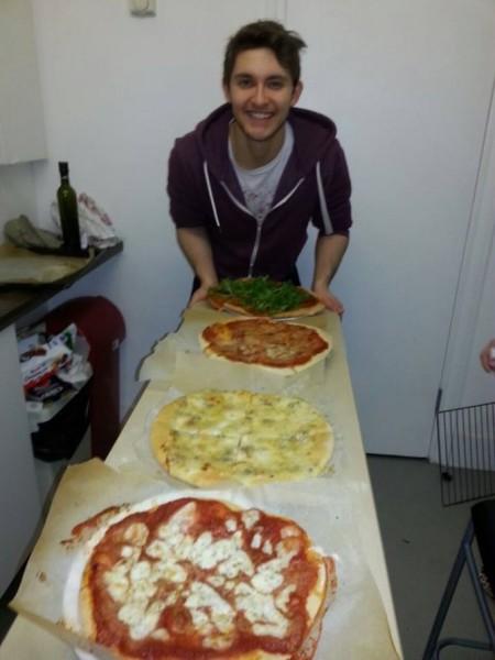 londra pizza