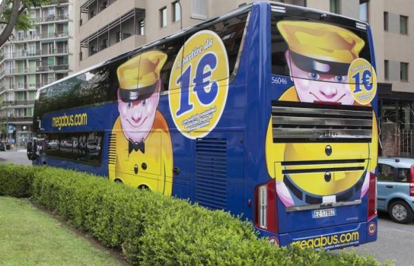 megabus base napoli