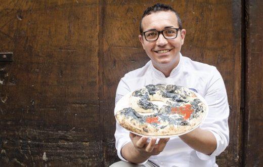 pizza modigliani