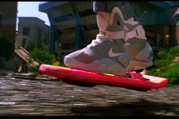 slide lexus hoverboard ritorno al futuro
