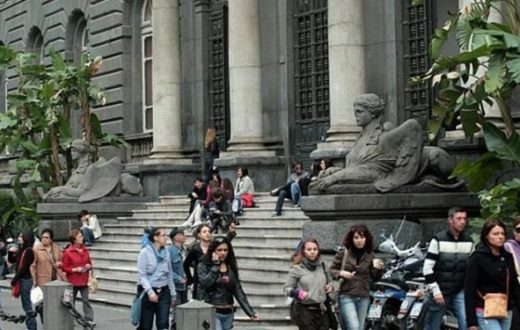 università napoletane