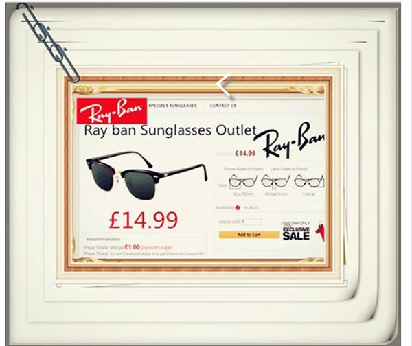 ray ban outlet facebook  facebook virus degli occhiali ray ban