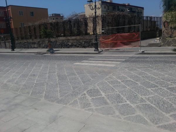 Strisce pedonali Torre del Greco