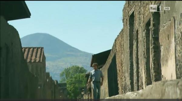 Alberto Angela a Pompei