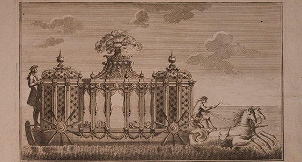 Carrozza marittima, Raimondo di Sangro Principe di Sansevero
