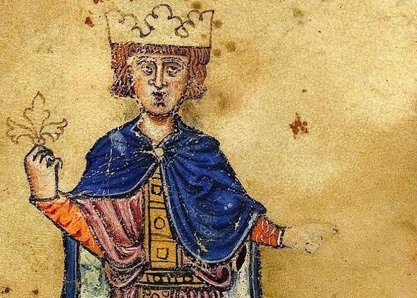 Federico II di Svevia - Scuola Siciliana